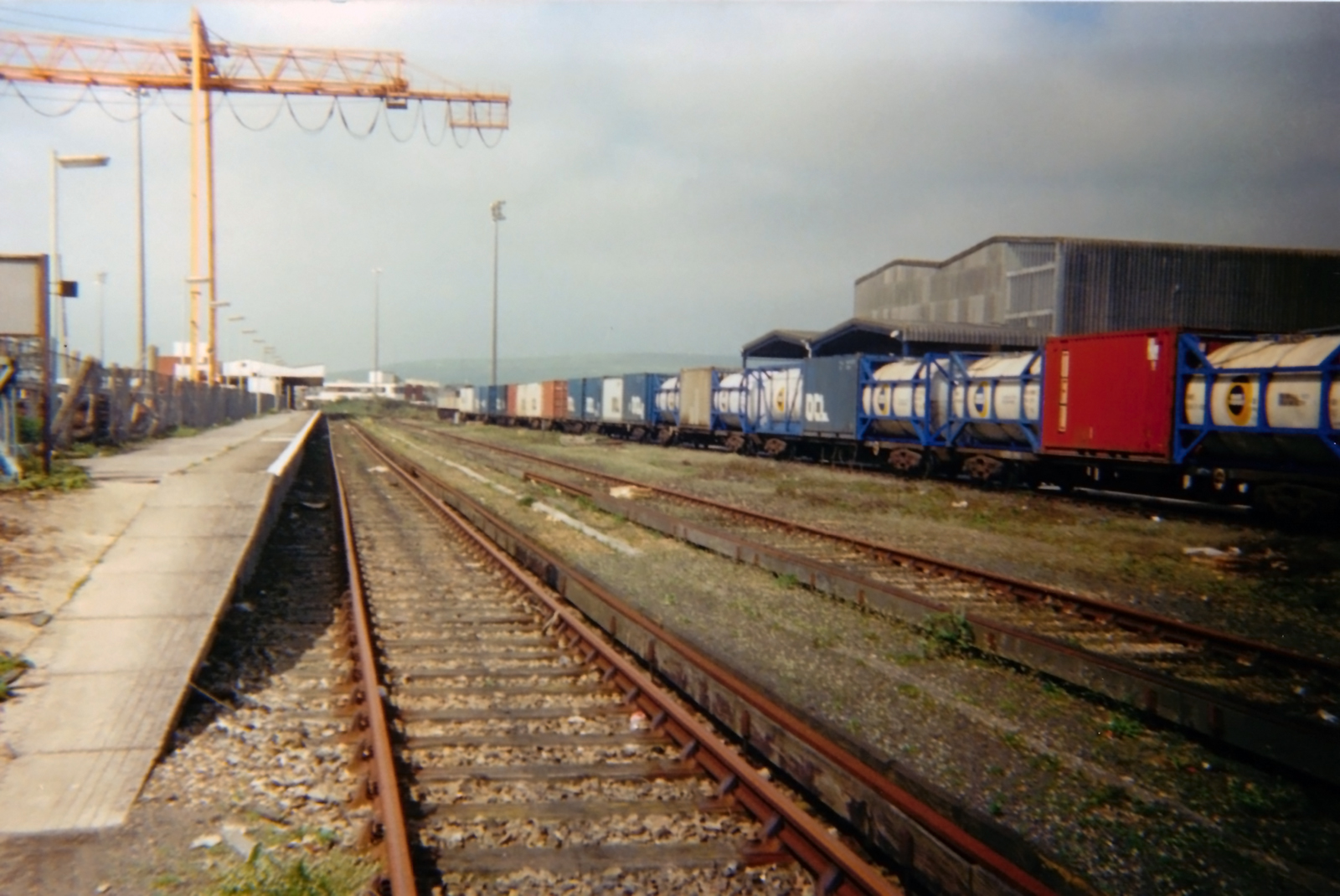 Newhaven 1990s
